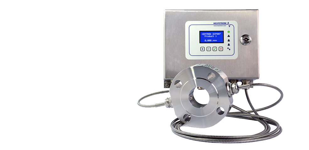 In-Line измерения концентрации в жидкости и газе